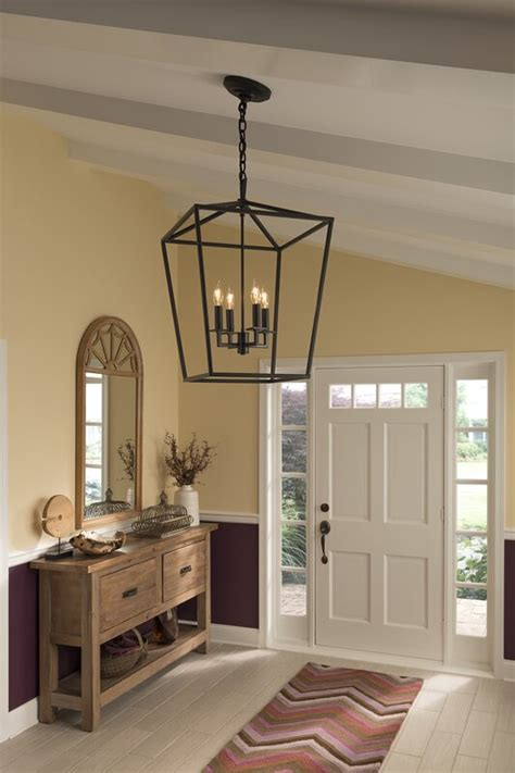 norwell lighting cage  light foyer pendant reviews