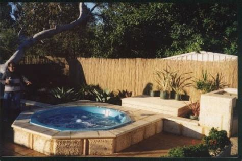 spa pool landscaping spa design ideas get inspired by photos of spas from australian designers trade
