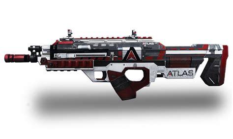 Call of Duty Advanced Warfare Weapons - PixelCake.nl