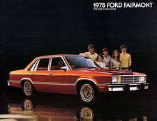 ford fairmont ebay