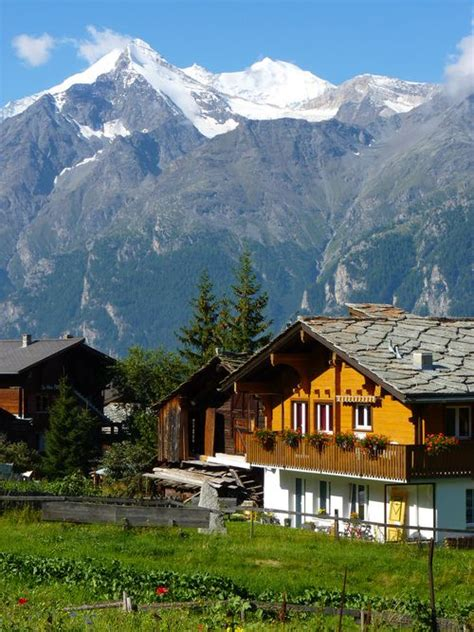 swiss chalet switzerland