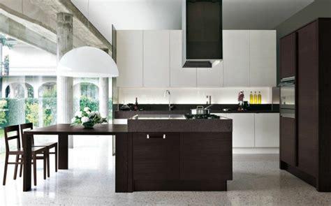cuisine moderne avec ilot davaus cuisine moderne ilot centrale avec des