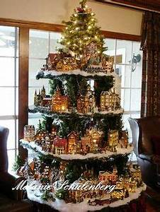 1000 images about Hubbies Christmas Village on Pinterest