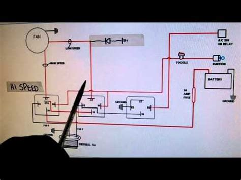 Pc Cooling Fan Wiring Diagram by Cooling Fans Wiring Diagram