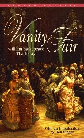 Vanity Book - vanity fair a novel without a by william makepeace