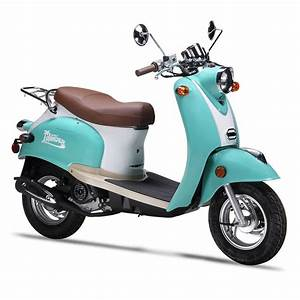 49cc 50cc 150cc Gas Powered Motor Scooters / Mopeds ...