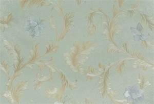 Tapete Blau Muster : stiltapete klassische tapeten barock biedermeier blumen dekor ~ Orissabook.com Haus und Dekorationen