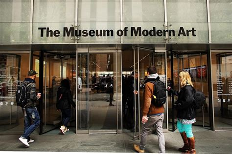 the modern new york moma the museum of modern di new york