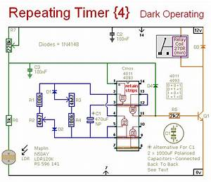 Ldr Controlled Repeating Timer