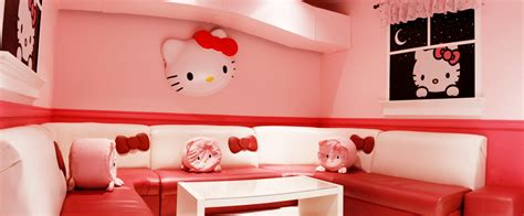 Get The Charming Space At Your Home With Hello Kitty