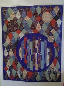 Création Avec Tissus : avec des tissus australiens cr ation monette patchwork quilts de monette pinterest ~ Nature-et-papiers.com Idées de Décoration