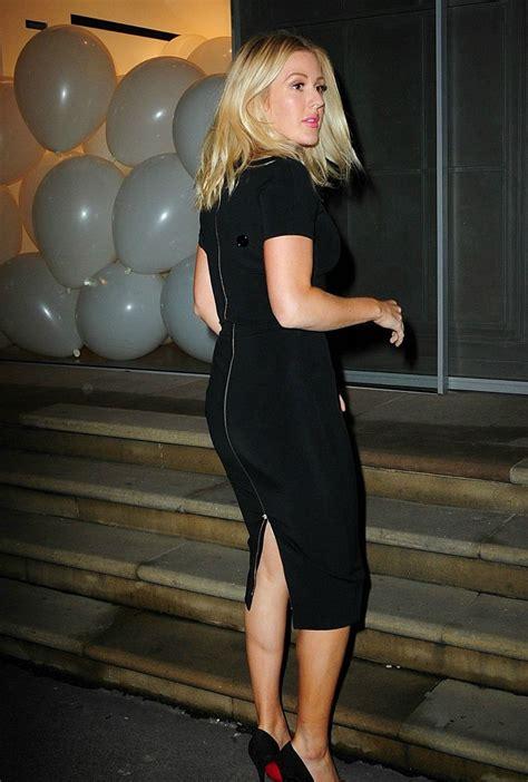 ellie goulding celebrities  high heels celebridades