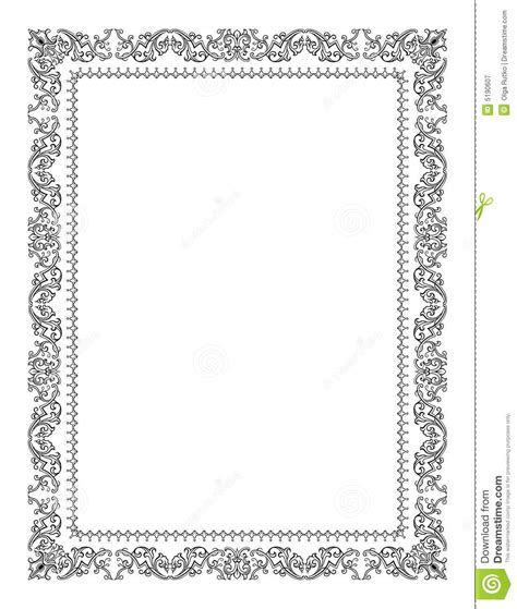 There are also a lot other advantages. Openwork frame vector stock vector. Image of antique ...