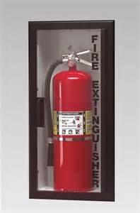 triangle inc extinguisher cabinets larsen s g2409 5r gemini semi recessed cabinet