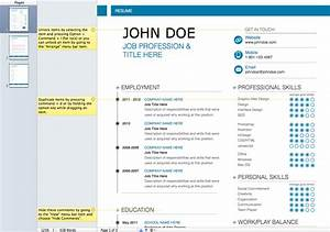 modern resume examples