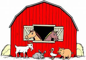 Farm Animals Cartoon - ClipArt Best