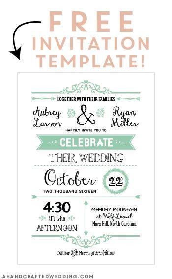 wedding invitations templates free 25 best ideas about free invitation templates on free birthday invitation templates