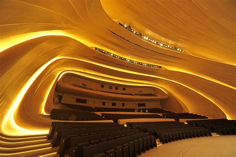 interior home magazine zaha hadid architects heydar aliyev center