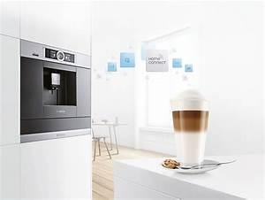 Einbau Kaffeevollautomat Bosch : bosch vernetzter haushalt dank home connect ~ Michelbontemps.com Haus und Dekorationen