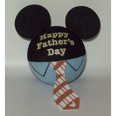 disney antenna topper mickey mouse ears happy fathers day