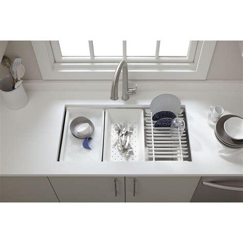 kitchen sink cls prolific 33 quot l x 17 3 4 quot w x 11 quot undermount single bowl 2618