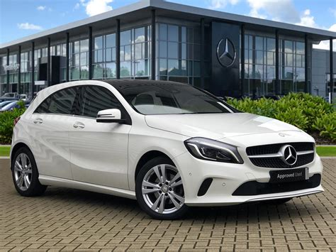 Mercedes benz a class 200d is the more powerful among the two and comes with a better engine. Used A CLASS MERCEDES-BENZ A200d Sport Premium Plus 5dr Auto 2017 | Lookers