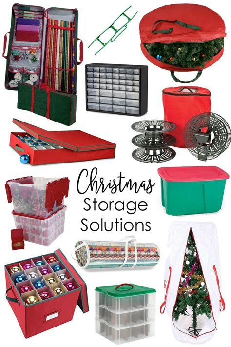christmas decoration storage ideas it is a keeper