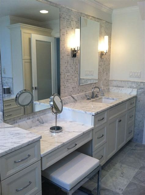 beautiful carrera master bathroom modern bathroom