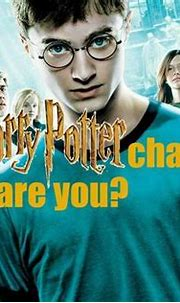 Quiz: Which Harry Potter character are you? | Harry potter ...