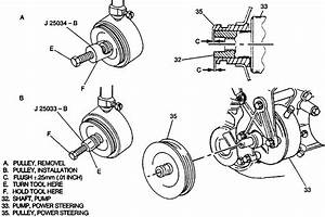 Bolt Diagram On 1996 K1500 Gmc Power Steering Pump