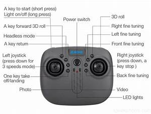 Switch Rc Drone Instructions