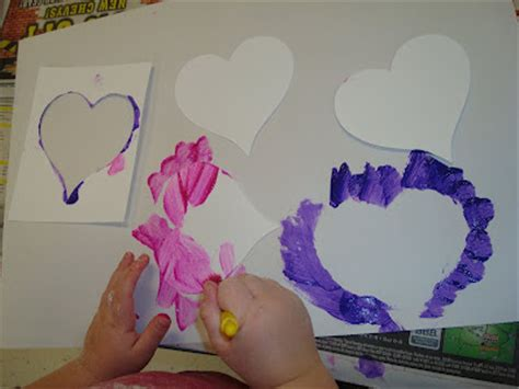 february art projects preschool preschool mount prospect hearts s day 230