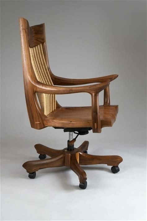 wooden swivel desk chair with arms photo 16 chair design