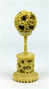 Antiques Atlas - Quality 19th C Chinese Ivory Puzzle Ball