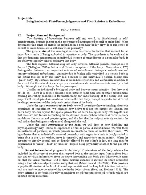 Being_Embodied_First-Person_Judgements_a.pdf | Embodied