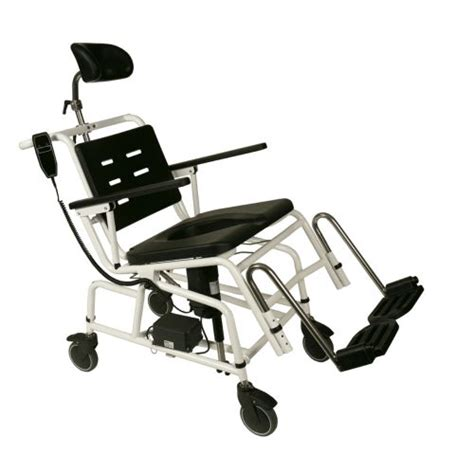 combi powered tilt shower commode chair sports supports