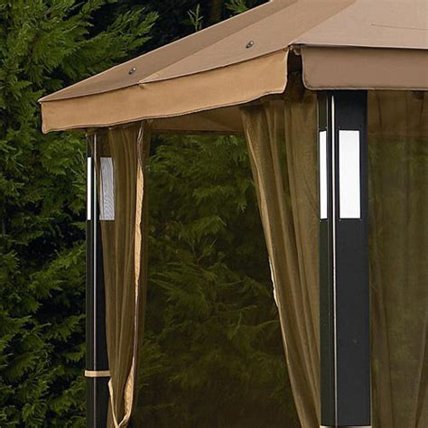 sears canopy tent sears garden oasis lighted gazebo replacement canopy