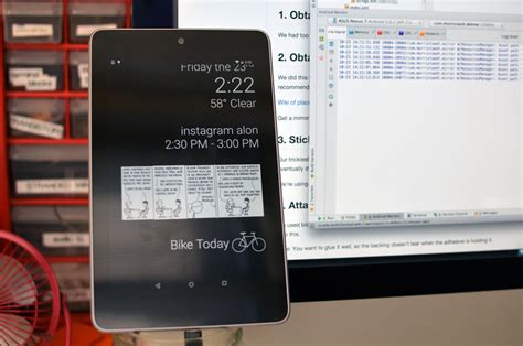 free mirror app for android create your own android powered mirror display