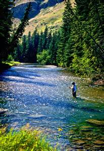 Fly Fishing Boulder River Montana