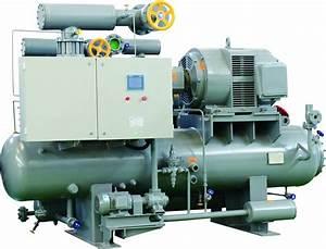 China Ammonia Refrigeration Screw Compressor Lg20s