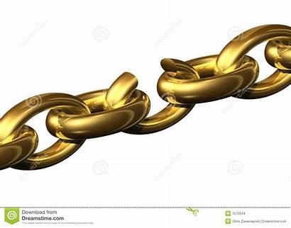 Broken Chain Link Weakest Background Illustration Dreamstime
