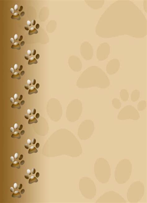 puppy paw print wallpaper bing images