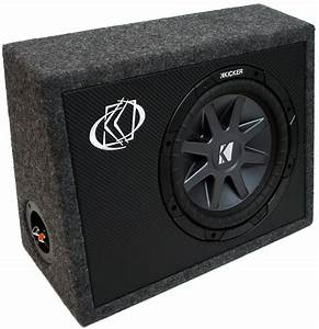 Kicker Car Speakers : kicker car audio loaded cvr 800w single 10 regular truck ~ Jslefanu.com Haus und Dekorationen