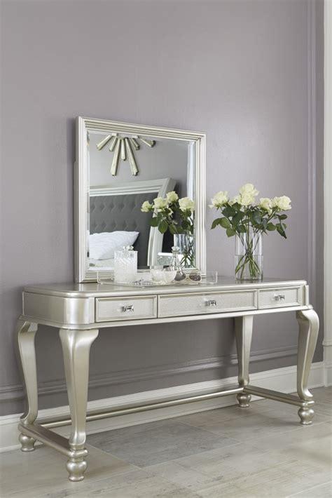 Coralayne Vanity & Mirror  B6502225  Bedroom Vanities