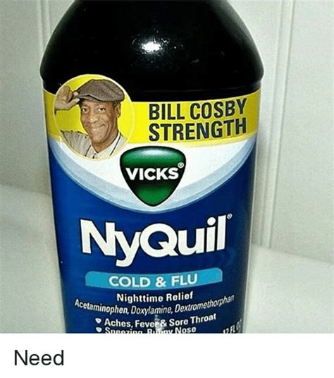 Nyquil Meme - funny sore throat memes of 2016 on sizzle sick