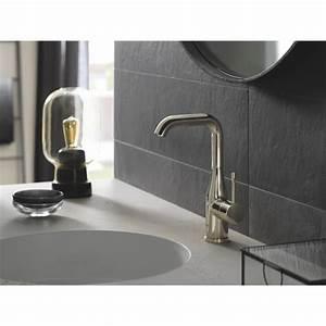 Mitigeur Grohe Lavabo : grohe essence mitigeur monocommande lavabo taille l ~ Dallasstarsshop.com Idées de Décoration