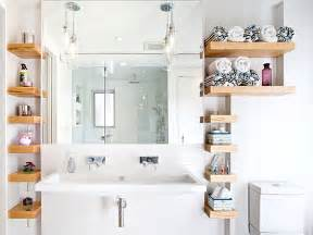 shelves in bathroom ideas cool bathroom storage ideas