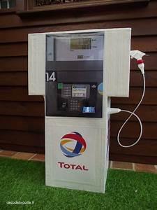 Pompe A Essence : fabriquer une pompe essence pour les enfants ~ Dallasstarsshop.com Idées de Décoration