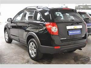 Chevrolet Captiva  08  2008  - Metallic Black