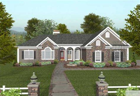 country craftsman home   bedrms  sq ft plan